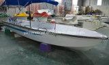 20FT GRP Rettungsboot mit hellem Rahmen