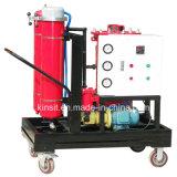 Com vários estágios de filtragem do óleo da máquina para purificação de vácuo do óleo do transformador