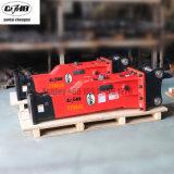 Hydraulischer Unterbrecher mit Meißel 100mm für Exkavator der Tonnen-11-16