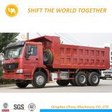 HOWO Sinotruck 371 6X4 50トンの重いダンプまたはダンプカートラック