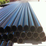ISO4427 Water Supply Dn160 SDR11 Polyethylene Pipe HDPE Pipe en Fittings