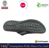 Playa de verano hombres Pcu Flip Flop Sandals Wholesale