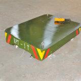 重工業のための1-300t電池式のモーターを備えられた処理のトロリー