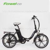 """"""" E-Vélo se pliant électrique de roue à disque 20 avec le port USB (TDN13Z)"""