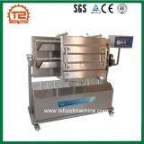 El equipo de paquete ce Dz-500-Q tipo de inclinación de la máquina de embalaje vacío de alimentos