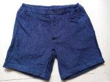 Shorts ambulanti di svago di Shorts del tovagliolo del cotone degli uomini