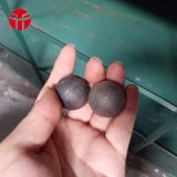 шарик кованой стали поставщика 80mm Shandong для станов шарика