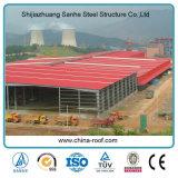 Construcción ligera que construye el taller prefabricado modular de la estructura de acero