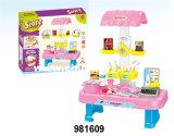 2018 Venda quente de cozinha de brinquedos a crianças brinquedos de plástico (981609)