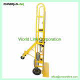 300kgs saco carros de mano plegable Carro de plataforma de acero para escaleras