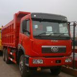 2017年の中国FAW J5p 6X4 320HPのダンプカートラック