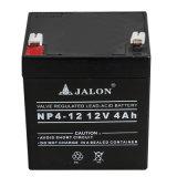 Batteria al piombo di memoria di alta qualità con il prezzo basso 12V4ah