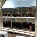 Huhn-Nest/manueller Ei-Ansammlungs-Kasten/legen Nest