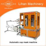 Masque automatique de cuvette faisant la machine