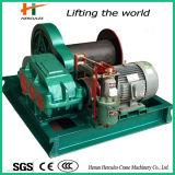 10 toneladas de Windlass elétrico de Buliding para levantar