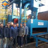 Q69 het Vernietigen van het Schot van de Plaat van het Staal Machine voor de Transportband van de Rol