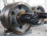 Four rotatif de faux pignon des pneus