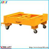 ArbeitsPlatform auf Forklift von Capacity 300kg Nk30c
