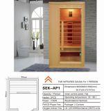 Sek Ap1 Hotwind de Rode Houten veel Infrarode Sauna van de Ceder