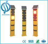 Guía de LED de energía solar balizas