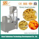 Alimentación directamente de fábrica Cheetos aperitivos fritos de maíz de la línea de procesamiento de alimentos