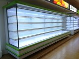 Vitrine refrigerada de Guangzhou Abrir fabricante do chiller