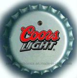3569 -点滅LEDのバッジ、点滅の軽い折りえりPin