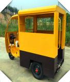 Triciclo elétrico da entrega de Sibon 600W para a carga