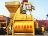 Mélangeur concret mobile Js1000 de matériel de construction à vendre