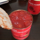 Заготовленных всего очищенных помидоров в томатном соусе