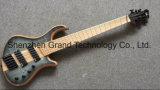 단풍나무 Fingerboard (GB-51)를 가진 6개의 끈 전기 베이스 기타
