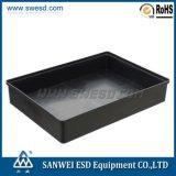 caixa antiestática condutora da caixa antiestática condutora do ESD da bandeja da bandeja do ESD da bandeja 3W-9805109-2