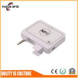 Leitor de cartão do protocolo RFID de NFC para o sistema do comparecimento do pagamento e do tempo