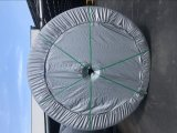 Sw прямой деформацию ленты транспортера на большие расстояния