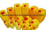 HDPE 0.1~5L füllt Jerry-Dosen-Strangpresßling-Blasformen-Maschine ab