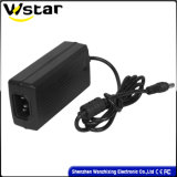 12V 6A adaptador / adaptador de alimentación de conmutación para coches eléctricos