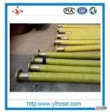 Il filo di acciaio ad alta pressione del Hebei 35MPa 4sp si è sviluppato a spiraleare tubo flessibile di gomma di perforazione