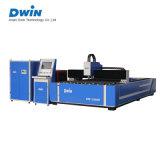 Machine de découpage de laser de fibre pour l'industrie de transformation en métal avec du ce