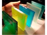 Balustrade Frameless lamelliertes Glas