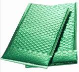Sacchetti verdi metallici del regalo di trasporto della bolla