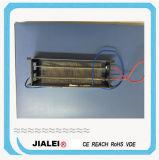 Elemento riscaldante elettrico dello strato della mica del riscaldatore di ventilatore
