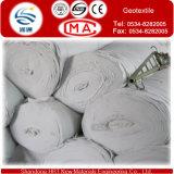 Geotêxtil do poliéster da resistência do envelhecimento/geotêxtil não tecido/geotêxtil perfurado agulha para a engenharia e a construção