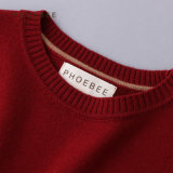Дети Knittiing/связанный свитер Phoebee оптовые шерстей для мальчиков