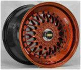 Китай профессионального поставщика 13-17дюймовые колеса из алюминиевого сплава