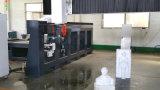máquina de cinzeladura de pedra de madeira do router do CNC da linha central 3D 5