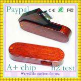 Cartão de madeira USB Stick (GC-W009)