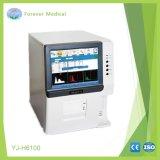 OEM/ODM 10.4 het 3-deel van het Scherm van de Aanraking de volledig Automatische Automatische Hematologie van de Analysator