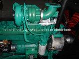 Générateur triphasé de moteur diesel à C.A. 100kw Cummins avec le poste chaud du bâti ouvert 2017