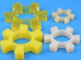 Colisão Hexangular do poliuretano para o acoplador