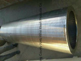 Cable de la cuña de cilindros para planta de procesamiento de alimentos